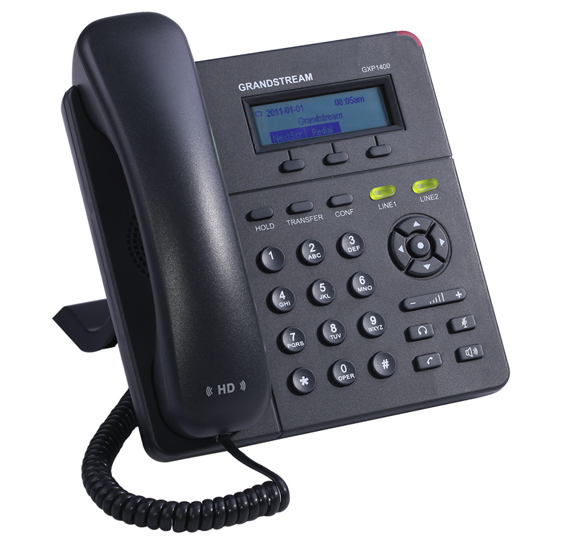 GRANDSTREAM GXP1400 telefono ip