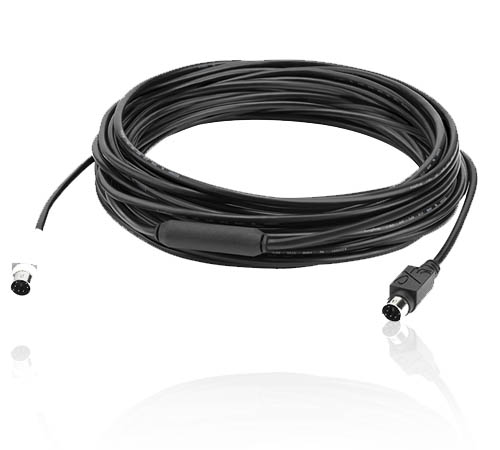 LOGITECH GROUP CABLE EXTENSION 15 MTS